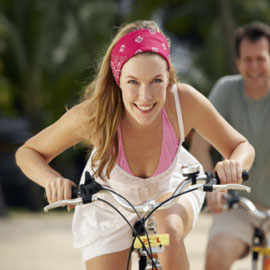 Burn Calories with Summer Outdoor Activities in Ocala